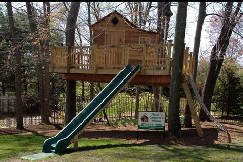 Play House Designs cool kids tree house interior design