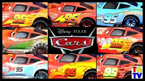 Auto Malen Spiele cars lightning mcqueen all paint 8 screen race cars