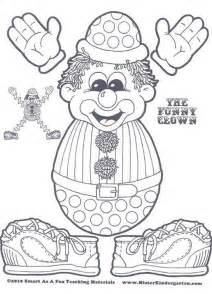 9 best images of circus theme preschool printable