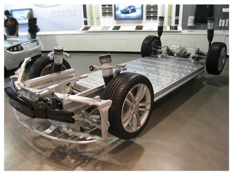 Tesla Chassis Tesla Model S Chassis Battery The Human Adventures In