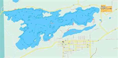 lake map ely mn lake maps burntside lake fall lake shagawa lake snowbank lake birch lake ely