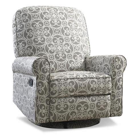 ashewick swivel glider recliner creations baby ashewick swivel glider recliner in doodles