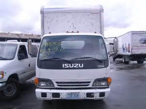 Isuzu Usa Dealers Salvage Isuzu Npr 4 8l 4 2001 Nuys Ca 91405 Usa