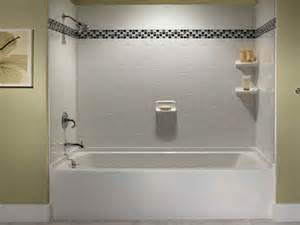 bathroom tub surround kits shower enclosures all in one
