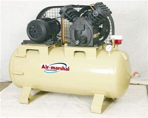 air marshal small lubricated reciprocating piston type air compressors