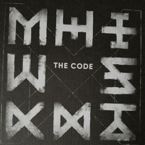 Monsta X The Code monsta x the code unboxing de code ver k pop amino