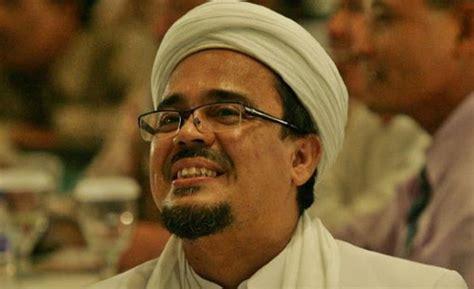 Sisi Habib Rizieq inilah sisi gelap habib rizieq bin husein syihab yang banyak orang indonesia tidak tahu