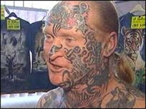 uvf tattoo pictures bbc news uk northern ireland pain free for tattoo fans