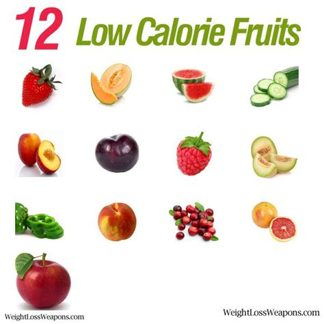 fruit 0 calorie which fruit has the fewest calories http www