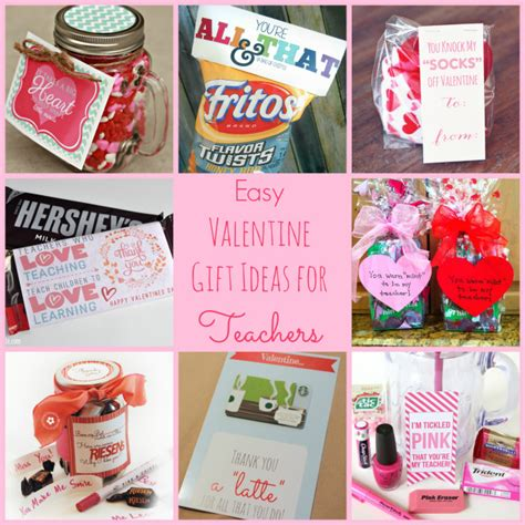 valentine gifts ideas easy valentine gift ideas for the teacher happy home fairy