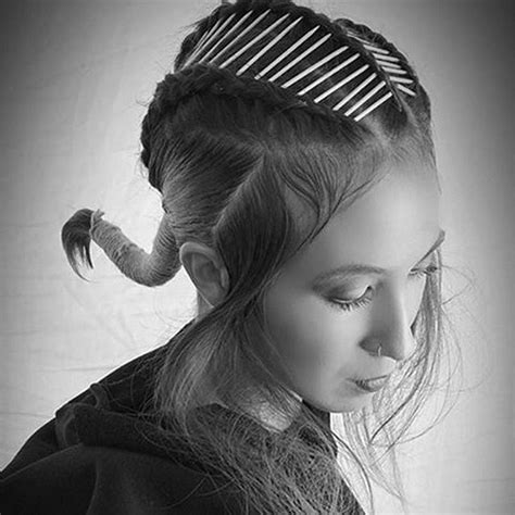 creative haircuts on pinterest mix and match an eclectic masterpiece we dare you