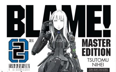 blame 01 master edition 8490948623 blame 2 de tsutomu nihei tiempo de respuestas fantasymundo