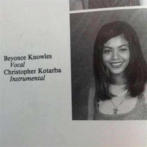 seth macfarlane yearbook gawker thread unveils yearbook photos of beyonce and more