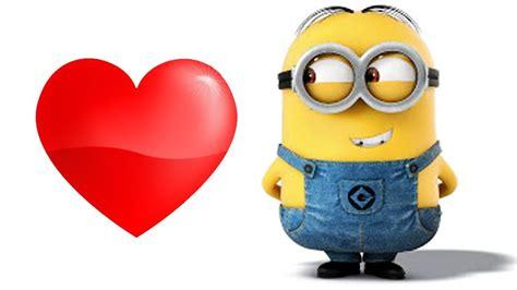 imagenes de los minions en movimiento de amor gru mi villano favorito 2 clip 161 minion enamorado youtube