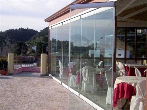 vetrate pieghevoli per verande vetrate a pacchetto pieghevoli e scorrevoli