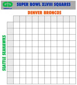 bowl betting pool template best photos of bowl football squares template