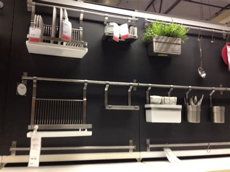 kitchen organization ikea kitchen wall organizing from ikea new ideas for remodel