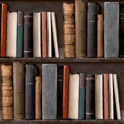 bookshelf wallpaper uk grandeco library books pattern bookshelf vinyl wallpaper