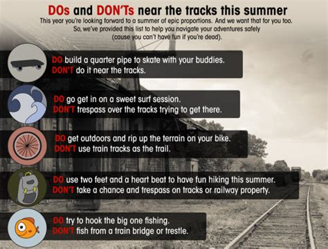 the dos and don ts of dark web design webdesigner depot dos and don ts near the tracks this summer