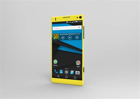 Nokia Android Phone Concept | nokia android lollipop phone rendered by designer chacko t
