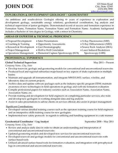 Expert Global Oil & Gas Resume Writer