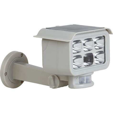 home advances solar led light with motion sensor and
