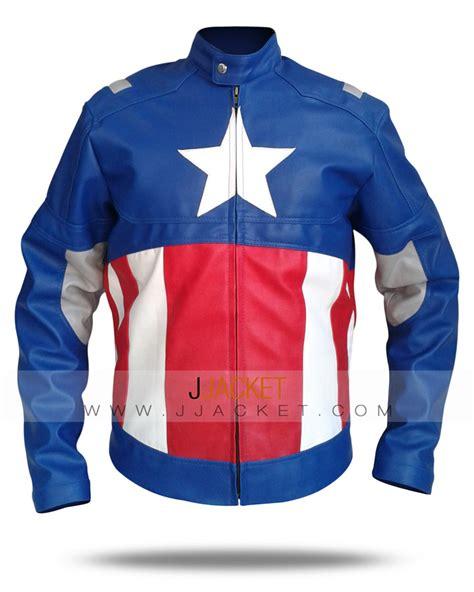 Kaos Captain America Big Size Xxxxl captain america leather jacket captain america suit