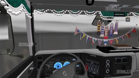 renault truck interior renault interior ets 2 mods part 11