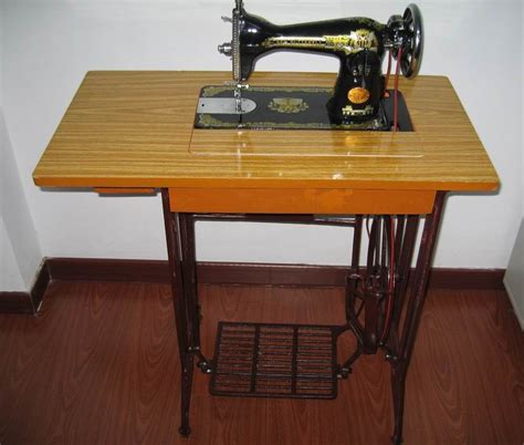 Table For Sewing Machine ja2 1 model sewing machine with 2 drawer table and