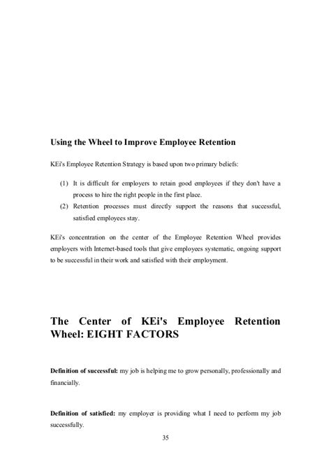 dissertation on employee retention dissertation employee retention