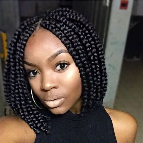 Bob Braid Hairstyles by Pin By Nozipho Gigaba On Richly Melanated Gorgeous