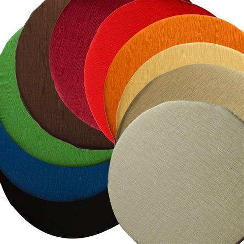 cuscini tondi cuscini per sedie rotondi modificare una pelliccia