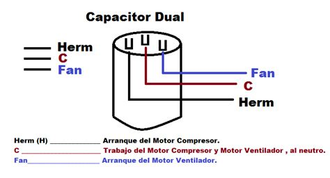 que es un capacitor de aire acondicionado que es un capacitor de aire acondicionado 28 images los capacitores en refrigeraci 243 n y