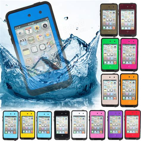 Ipod Touch 4 Touch4 4th 4g Cover Shockproof Combo Robot 3 In 1 pc waterproof shockproof dirtproof for ipod touch 4g gen4 us 8 99