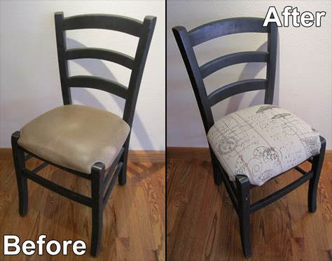 how to recover dining room chairs with piping seats of
