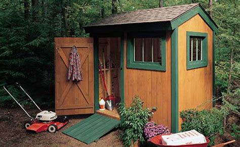 Garden Tool Shed Plans Free by 21 Free Shed Plans That Will Help You Diy A Shed