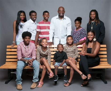 oprah winfrey family saturday nights are a family affair on own with deion s