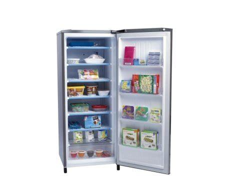Lemari Es Hemat Listrik hemat semakin mudah dengan lemari es 1 pintu inverter dari