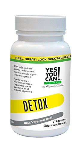 Medication Detox Diet by Yes You Can Diet Plan Detox 21 Tablets Health