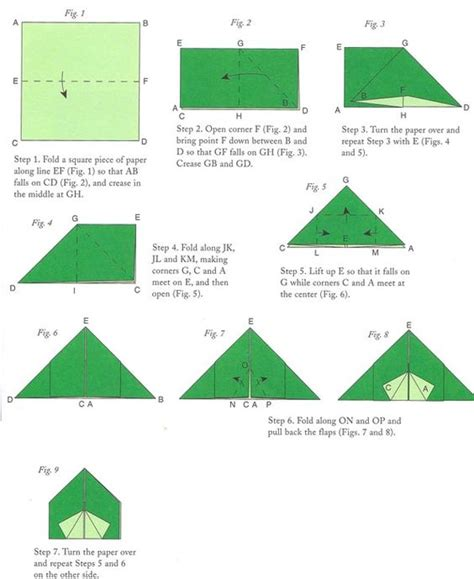 How To Make A Paper Tent - the world s catalog of ideas