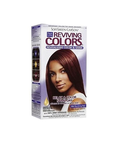 dark and lovely reviving colors semi permanent haircolor 393 semi permanent dark and lovely reviving colors
