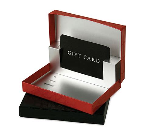 Gift Card Boxes - pop up gift card boxes the packaging source