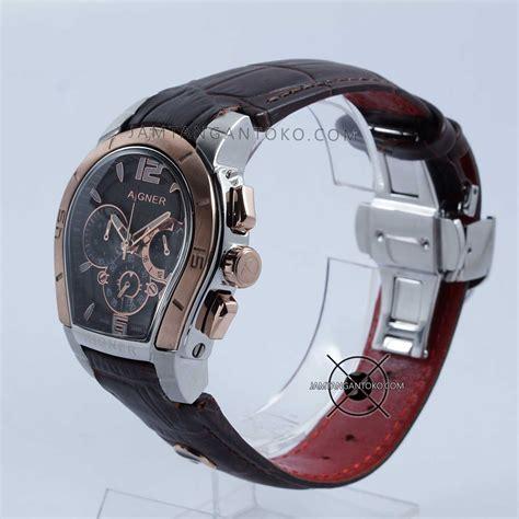 Jam Tangan Cowok Pria Aigner Palermo Rt Grade Premium Aaa 2 harga sarap jam tangan aigner palermo wanita coklat gold kw grade aaa
