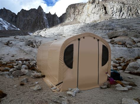 Alaska Shed by Geophysical Exploration Buildings And Portable Fabric