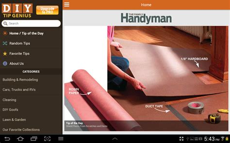 family handyman diy tip genius android apps on google play