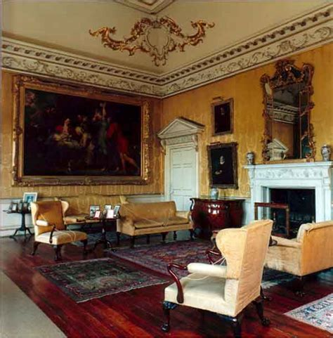 yellow house interiors hopetoun house scotland william adam property south queensferry