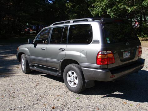 1999 Toyota Land Cruiser 1999 Toyota Land Cruiser The Hull Boating And