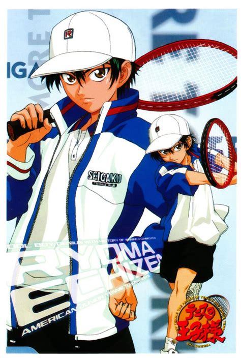 prince of tennis prince of tennis ryoma echizen newhairstylesformen2014