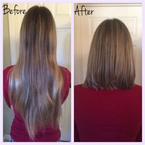 hair styles after donating hair 13 best images about hair donation on pinterest bobs