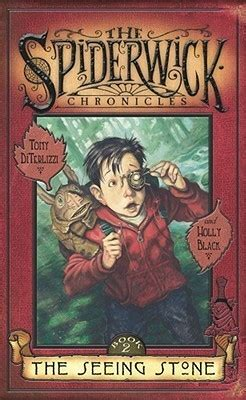 seeing books the seeing the spiderwick chronicles 2 by